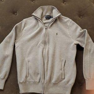NWOT Polo Ralph Lauren Zip up Cardigan size M